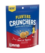 Planters Crunchers Hot N Spicy - $10.84