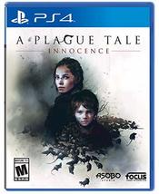 A Plague Tale: Innocence (PS4) - PlayStation 4 [video game] - $73.66