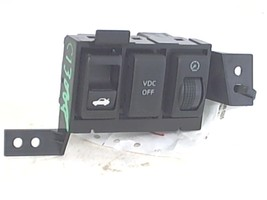 2003-2006 Infiniti G35 Trunk Release VDC Dimmer Switches and Bracket OEM - $19.44