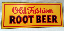 "Tin Sign ""Old Fashioned Root Beer""  - $9.99"