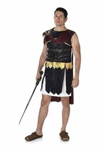 Karnival Roman Soldier Gladiator Warrior Adult Mens Halloween Costume 82062 - $24.99
