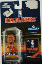 JUWAN HOWARD / WASHINGTON BULLETS * 3 INCH * 1996 NBA Headliners Basketb... - £19.21 GBP