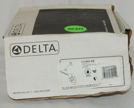 Delta Linden monitor T17293SS Shower Trim Stainless Steel H2Okinetic image 6