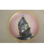 TIN MAN collector plate WIZARD OF OZ PORTRAITS Thomas Blackshear - $39.96