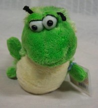 "Ganz Webkinz BRIGHT GREEN CATERPILLAR 9"" Plush STUFFED ANIMAL Toy NEW - $16.34"