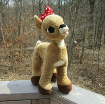 Build A Bear Clarice Employee Only Rudolph Series Plush Doll Toy Christmas - $24.74
