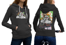 Ken block Black Cotton Hoodie For Women - $29.99+