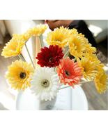 Real Touch Daisy Home & Wedding Artificial Flowers (3 twigs) - £16.19 GBP