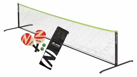 Zume Games Portable Instant Play Pickleball Set Includes Paddles, Balls,... - $67.14