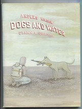 Dogs and Water 1 GN Drawn & Quarterly 2004 FN VF Anders Nilsen 1st Printing - $21.94