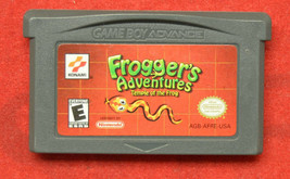 Frogger's Adventures: Temple of the Frog (Nintendo Game Boy Advance, 2001) - $39.99