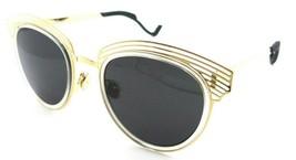 Christian Dior Sunglasses Dior Enigme 000Y1 51-22-145 Rose Gold / Grey Titanium - $176.40