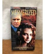Mesmerized - VHS - Jodie Foster - John Lithgow - Anteriore Fila Entertai... - $7.65