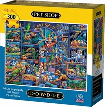 PET SHOP - Traditional Puzzle - 300 Pieces