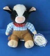 "Mary""s Moo Moos CHIP the black & white BOY cow/ - $29.65"