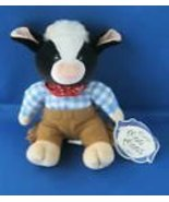 """Mary""""s Moo Moos CHIP the black & white BOY cow/ - $29.65"""