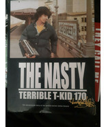 "The Nasty Terrible T-KID 170 by Julius ""TKID"" Cavero Subway Graffiti NYC... - $250.00"