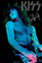KISS Band Paul Stanley 24 x 36 Custom Destroyer Era Poster - Guitars Roc... - $45.00