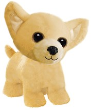"First & Main 7"" Tan Wuffles Chihuahua Puppy Dog Basic Plush Toys - $11.02"