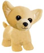 "First & Main 7"" Tan Wuffles Chihuahua Puppy Dog Basic Plush Toys - $11.02"