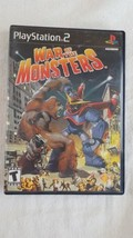 War of the Monsters - Playstation 2 Game Good Condition Disc and Case - $13.09