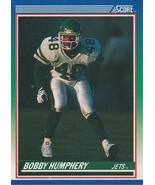 1990 Score #49 Bobby Humphery  - $0.50