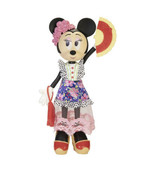 Disney Minnie Mouse Poseable Trendy Traveler New 2020 Jakks Pacific - $16.82