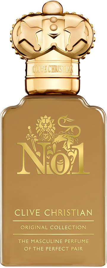 No1 by CLIVE CHRISTIAN 5ml Travel Spray Bergamote Amber Caraway Perfume HOMME