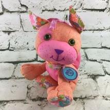 Doodle Bear Puppy Dog Plush Washable Stuffed Animal Soft Toy 2005 - $14.84