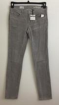 Gap Always Skinny Gray Corduroy Skimmer Pants sz 26r New NWT - $24.74