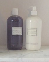 Crabtree & Evelyn Savannah Gardens Lotion and Bath and Shower Gel 16.9 o... - $59.39