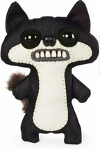 Spin Master FUGGLER Funny Ugly Monster Black Suspicious Fox Chase Rare Brand New - $79.10