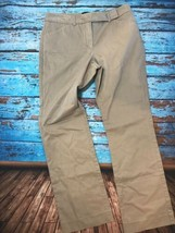 The Limited Cassidy Fit Women's Tan Khaki Dress Pants Sz 8 - $19.79