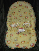 Fisher-Price Flutterbye Dreams Logo Flutter and Chime Bouncer Replacement Seat - $26.72