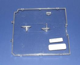 Kenmore Refrigerator : Control Board Lid : Plastic (W10296536) {P3874} - $16.34