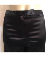 Arden B black satin pants 4 - $24.95
