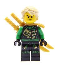 LEGO® Ninjago - Skybound Lloyd with Dual Gold Swords - $8.90