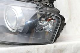 06-08 Audi A3 Xenon HID Headlight Head Light Lamp Driver Left LH POLISHED image 2