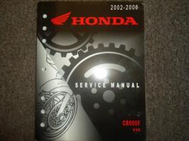 2002 2003 2004 2005 2006 Honda CB900F 919 Service Repair Shop Factory Manual NE - $103.05