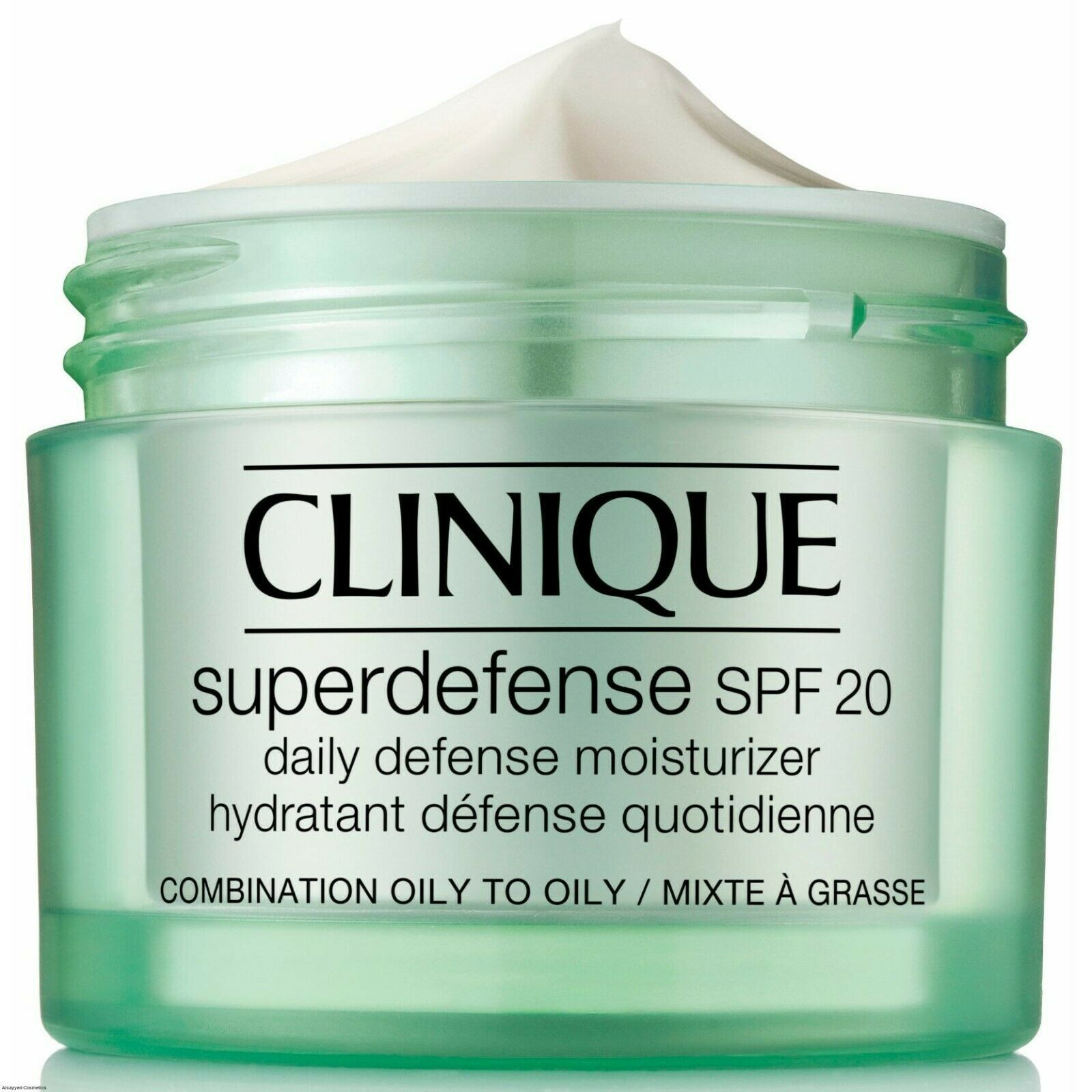 Clinique Superdefense Daily Defense Moisturizer SPF 20 Combination to Oily 50ml image 2