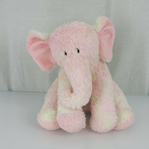 Baby Gund Sprinkles Pink Wind-Up Musical Moving Elephant Plush Toy Doll ... - $59.39