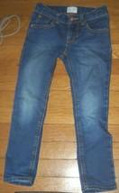 childrens place medium wash stretch skinny straight pants denim jeans 8 ... - $6.02