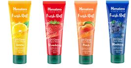 HIMALAYA Herbal Fresh Start Oil Clear Face Wash Strawberry Peach Blueberry lemon - $7.69+