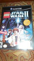 LEGO STAR WARS The Original Trilogy (Nintendo GameCube + Wii) Complete! - $18.00