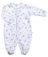 Le Top Turtle Time Preemie Baby Footie Sleeper & Matching Hat - $24.00