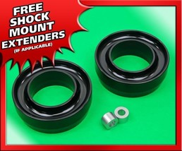 """2.5"""" Front Black Aluminum Leveling Lift Kit 1997-2003 Ford F-150 Expedition 2WD - $78.80"""
