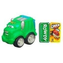 Rowdy The Garbage Truck Chuck And Friends Tonka Trucks by HASBRO - $6.85