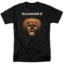 Halloween II t-shirt Pumpkin shell Retro 80s horror classic graphic tee UNI321 image 1