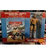 surfsup 2 wave mania exclusive dvd and figure set brand new - $29.99