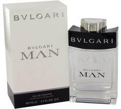 Bvlgari Man Cologne 3.4 Oz Eau De Toilette Spray image 6